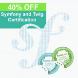 Thumbnail | Discount for Symfony 4 certification
